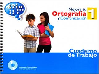 MEJORA TU ORTOGRAFIA Y COMUNICACIÓN 1 (INCLUYE CD)