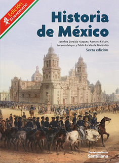 HISTORIA DE MEXICO (PREUNIVERSITARIO)