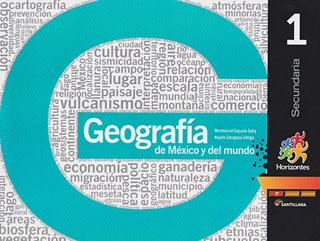 GEOGRAFIA DE MEXICO Y DEL MUNDO 1 SECUNDARIA...
