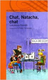 CHAT, NATACHA, CHAT (SERIE NARANJA)