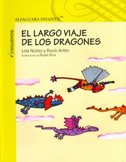 EL LARGO VIAJE DE LOS DRAGONES (SERIE AMARILLA)