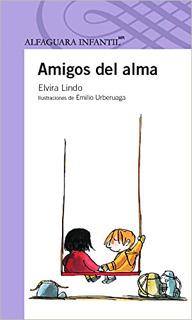 AMIGOS DEL ALMA (SERIE MORADA)