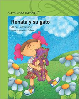 RENATA Y SU GATO (SERIE VERDE)