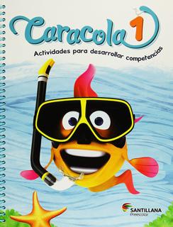 CARACOLA 1 PREESCOLAR (ESPIRAL DEL SABER)