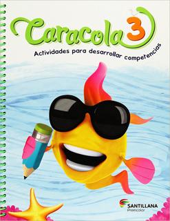 CARACOLA 3 PREESCOLAR (ESPIRAL DEL SABER)