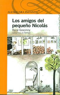 LOS AMIGOS DEL PEQUEÑO NICOLAS (SERIE NARANJA)
