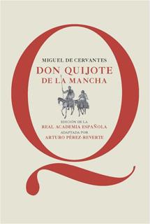 DON QUIJOTE DE LA MANCHA (SERIE ROJA)