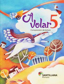 A VOLAR 5 COMPRENSION DE LECTURA (SERIE ESPIRAL...