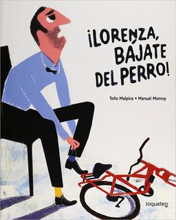 LORENZA ¡BAJATE DEL PERRO! (SERIE ALBUM)