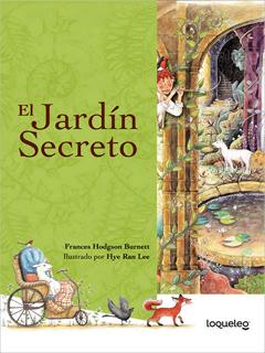 EL JARDIN SECRETO (SERIE AZUL)