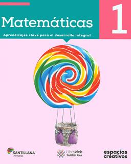 MATEMÁTICAS 1 PRIMARIA (ESPACIOS CREATIVOS)