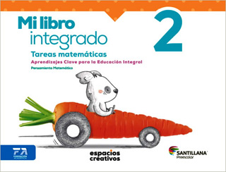 MI LIBRO INTEGRADO 2 TAREAS MATEMATICAS...