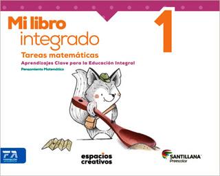 MI LIBRO INTEGRADO 1 TAREAS MATEMATICAS...