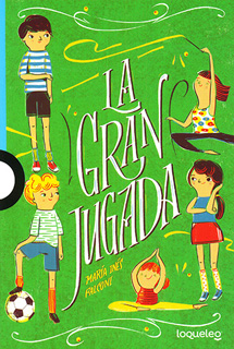 LA GRAN JUGADA (SERIE AZUL)