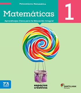 MATEMATICAS 1 PRIMARIA (ESPACIOS CREATIVOS)