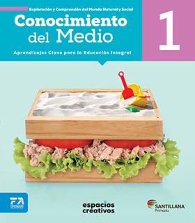 CONOCIMIENTO DEL MEDIO 1 PRIMARIA (ESPACIOS...