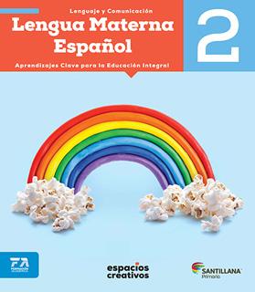 LENGUA MATERNA ESPAÑOL 2 PRIMARIA (ESPACIOS...