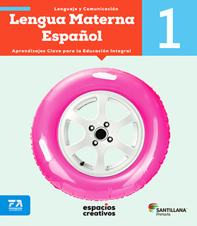 LENGUA MATERNA ESPAÑOL 1 PRIMARIA (ESPACIOS...