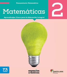 MATEMATICAS 2 PRIMARIA (ESPACIOS CREATIVOS)