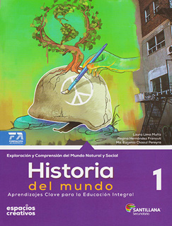 HISTORIA DEL MUNDO 1 SECUNDARIA (ESPACIOS...