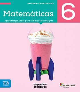 MATEMATICAS 6 PRIMARIA (ESPACIOS CREATIVOS)