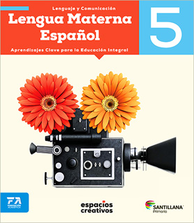 LENGUA MATERNA ESPAÑOL 5 PRIMARIA (ESPACIOS...