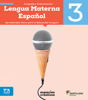 LENGUA MATERNA ESPAÑOL 3 PRIMARIA (ESPACIOS...
