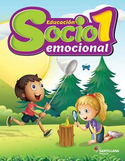 EDUCACION SOCIOEMOCIONAL 1 PRIMARIA