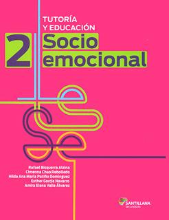 TUTORIA Y EDUCACION SOCIOEMOCIONAL 2 SECUNDARIA