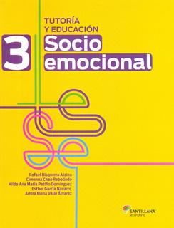 TUTORIA Y EDUCACION SOCIOEMOCIONAL 3 SECUNDARIA