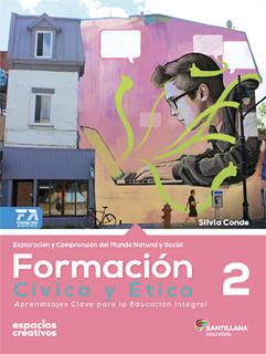 FORMACION CIVICA Y ETICA 2 SECUNDARIA (ESPACIOS...