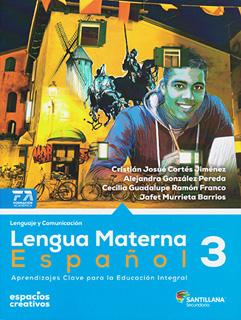 LENGUA MATERNA ESPAÑOL 3 SECUNDARIA (ESPACIOS...