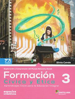 FORMACION CIVICA Y ETICA 3 SECUNDARIA (ESPACIOS...