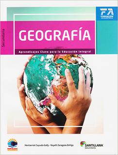 GEOGRAFIA SECUNDARIA (FORTALEZA ACADEMICA)