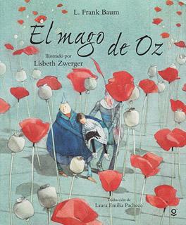 EL MAGO DE OZ (ILUSTRADO)