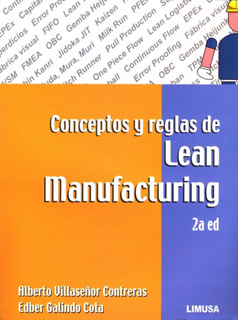 CONCEPTOS Y REGLAS DE LEAN MANUFACTURING