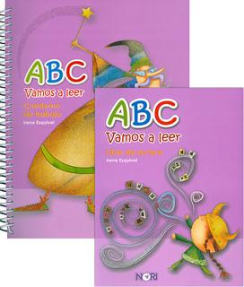 ABC VAMOS A LEER (LIBRO Y CUADERNO)
