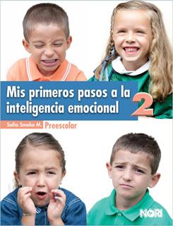 MIS PRIMEROS PASOS A LA INTELIGENCIA EMOCIONAL 2 PREESCOLAR