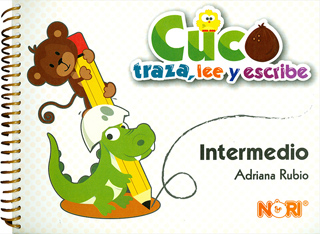 CUCO TRAZA, LEE Y ESCRIBE: INTERMEDIO