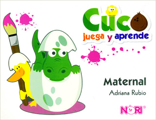 CUCO, JUEGA Y APRENDE MATERNAL