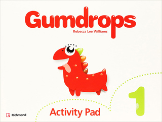 GUMDROPS 1 ACTIVITY PAD