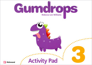 GUMDROPS 3 ACTIVITY PAD