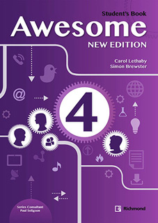 AWESOME 4 STUDENTS BOOK NEW EDITION