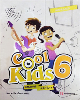 COOL KIDS 6 WORKBOOK