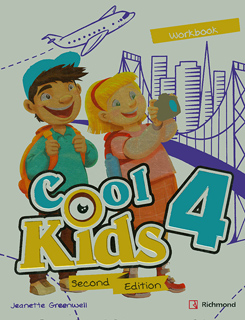 COOL KIDS 4 WORKBOOK