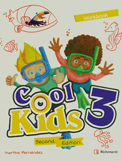 COOL KIDS 3 WORKBOOK