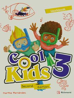 COOL KIDS 3 WORKBOOK