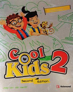 COOL KIDS 2 WORKBOOK