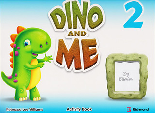 DINO AND ME 2 ACTIVITY BOOK