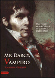 MR DARCY, EL VAMPIRO